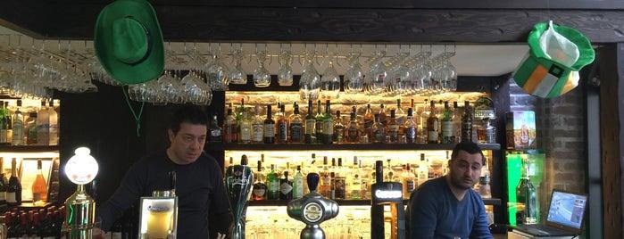 Dubliner Irish Pub is one of aylakfare.