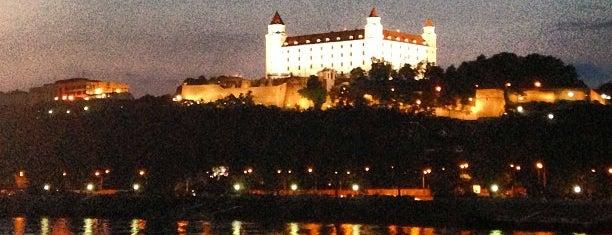 Burg Bratislava is one of Tag.