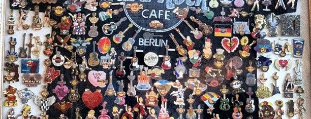 Hard Rock Cafe is one of Berlin.