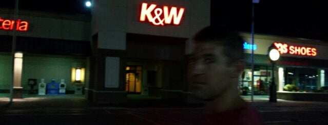 K&W Cafeteria is one of Gary's List.