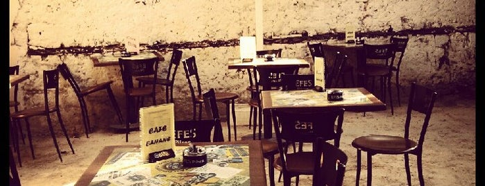 Bahane Cafe is one of Kaleici-Antalya.
