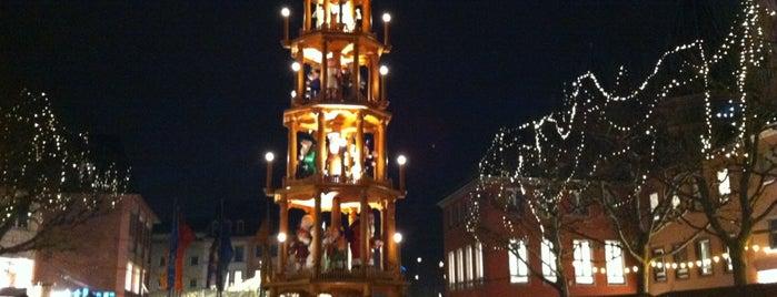 Mainzer Weihnachtsmarkt is one of Mainz♡Wiesbaden.