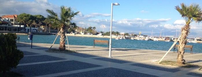 Ilıca is one of İzmir.