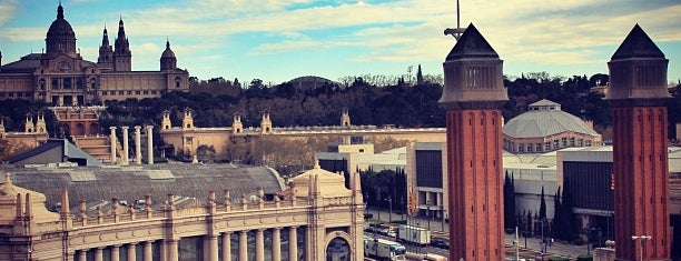 Fira de Barcelona is one of Unlock Spot.