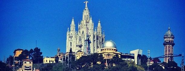 Temple Expiatori del Sagrat Cor is one of My Barcelona!.