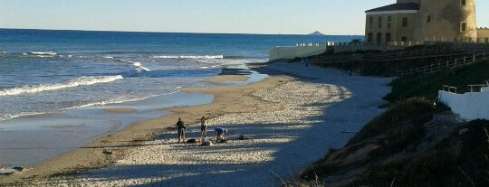 Playa Los Jesuitas / La Torre is one of Playas.