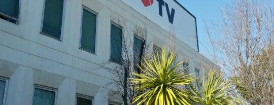 Antena 3 Televisión is one of C.M..