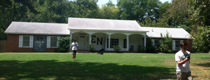 Sigma Nu - Lambda Phi Chapter House is one of Sigma Nu Chapter Houses.