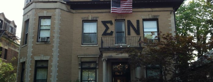 Sigma Nu House - Gamma Delta Chapter is one of Sigma Nu Chapter Houses.