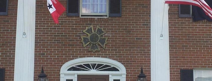 Sigma Nu Fraternity - Theta Kappa Chapter is one of Sigma Nu Chapter Houses.