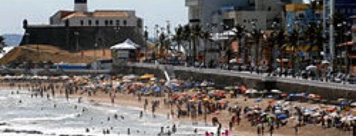 Orla da Barra is one of Salvador.