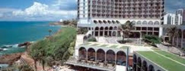 Bahia Othon Palace Hotel is one of Hotéis.