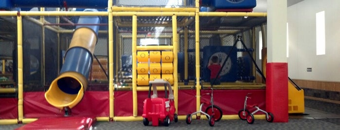Ager Play Center is one of Family Fun Places - Lincoln, NE.