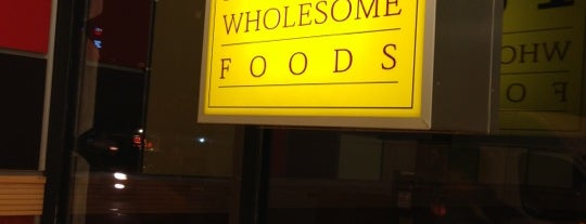 Pax Wholesome Foods is one of Midtown Healthy Eats.