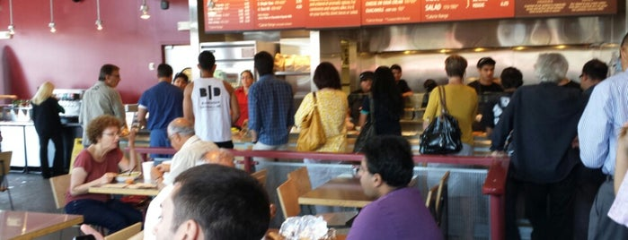 Chipotle Mexican Grill is one of Personal Favorites.