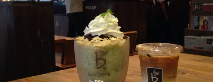 caffè bene is one of The 15 Best Places for Desserts in Bandung.