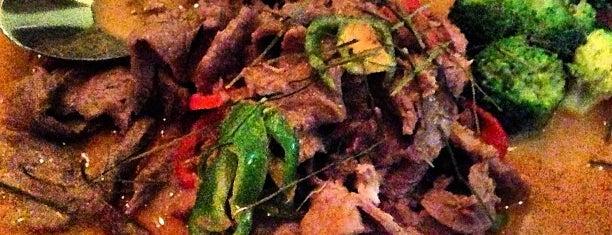 Ayada Thai is one of Wellesley Foodies in NYC.