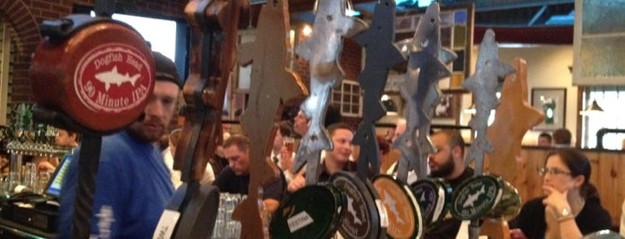 Dogfish Head Alehouse is one of Must-visit Food in Chantilly.