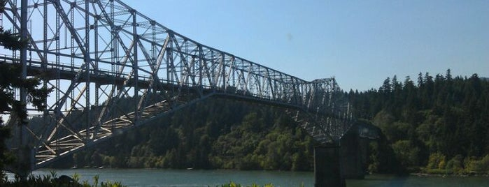 Bridge of the Gods is one of Best Places to Check out in United States Pt 7.