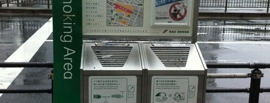 Smoking Area - Ikebukuro Sta. East Exit is one of 喫煙所.