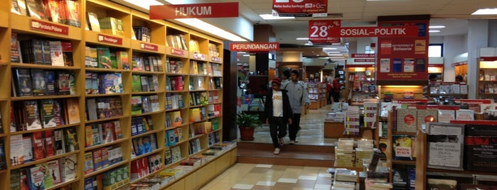 Gramedia is one of Best places in Bandung, Indonesia.