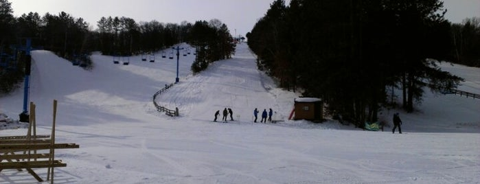 Trollhaugen Ski Area & Convention is one of Skiing in Minnesota.