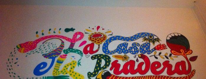 La Casa de la Pradera is one of Bars.