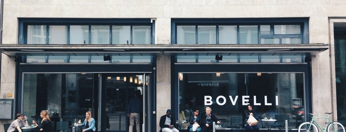 Bovelli Zürich is one of Zürich ••Spottet••.