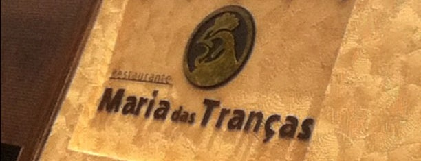Maria das Tranças is one of The Best Food.