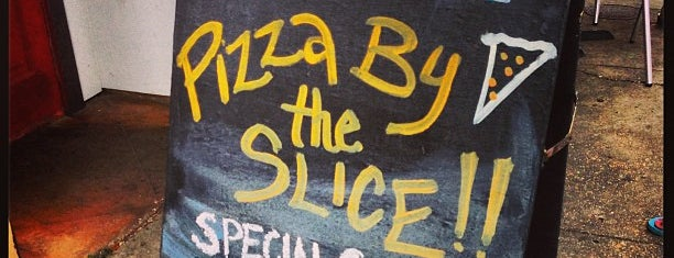 Slice Pizzeria is one of New Orleans.