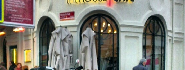 The House Cafe Corner is one of İstanbul mekan.