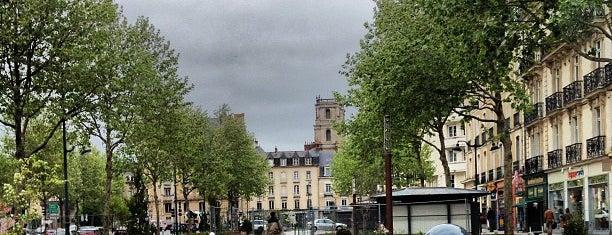 Place de Bretagne is one of Brannon.