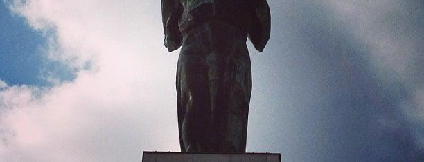 Szabadság Szobor | Statue of Liberty is one of Budai hegység/Pilis.
