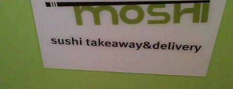 moshimoshi is one of real food.