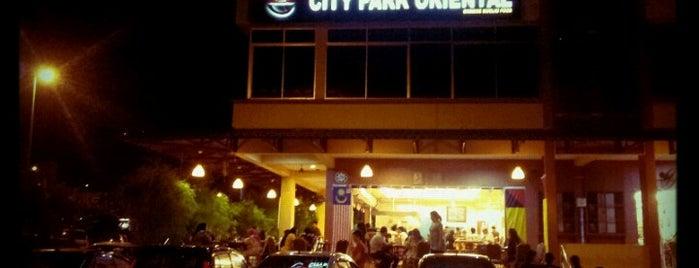 City Park Oriental Restaurant is one of Seremban Best Foods.