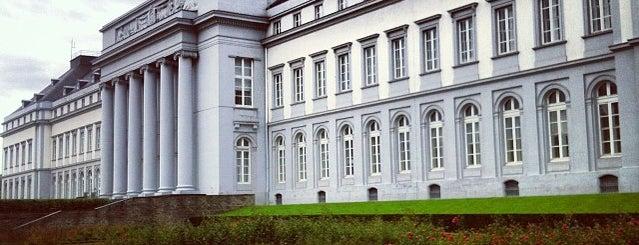 Kurfürstliches Schloss is one of Bonn.
