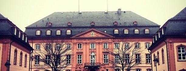 Landtag Rheinland-Pfalz is one of Karlsruhe + trips.