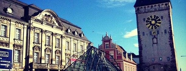 Postplatz is one of Karlsruhe + trips.