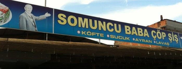 Somuncu Baba Çöp Şiş is one of Orhan.