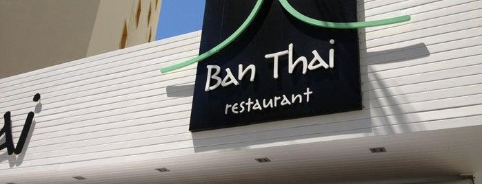Ban Thai is one of Restaurantes Malaga.