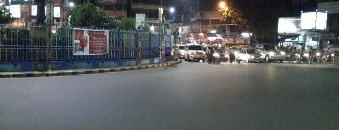 Golpark is one of Kolkata.