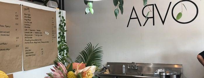 Arvo is one of Oahu in 2018.