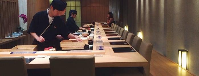 Sushi Mitsuya is one of Singapore.