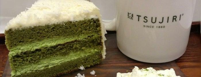 Best Green Tea Cake In Singapore