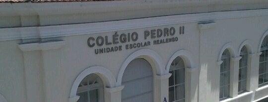 Colégio Pedro II is one of #Rio2013 | Catequese [Portuguese].