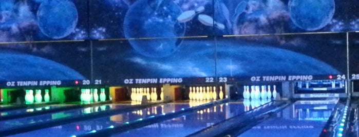 Oz Tenpin Epping is one of Bowling around Melbourne.