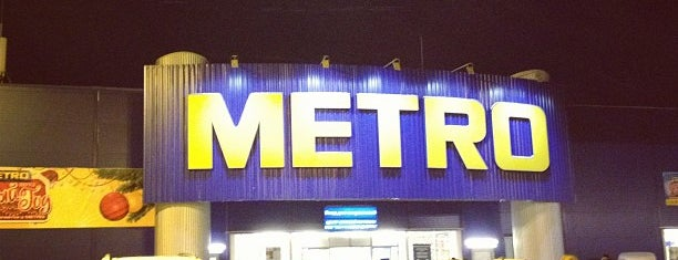 METRO Cash & Carry is one of ___.