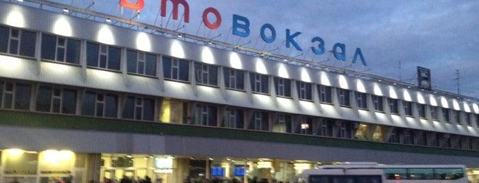 Автовокзал is one of Сохраненные.