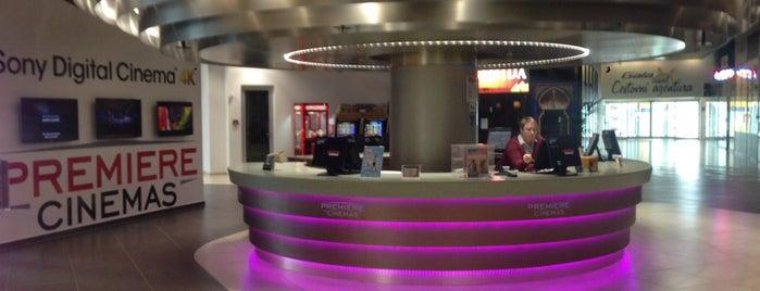 Premiere Cinemas is one of Kina v Praze.
