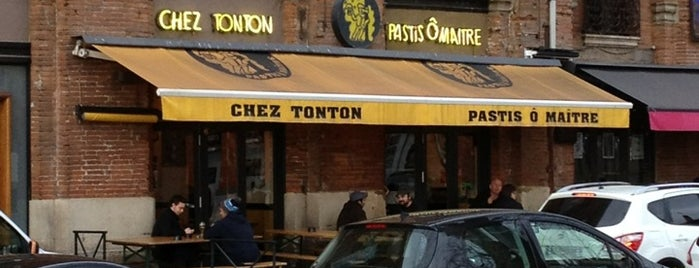 Chez Tonton is one of Toulouse.
